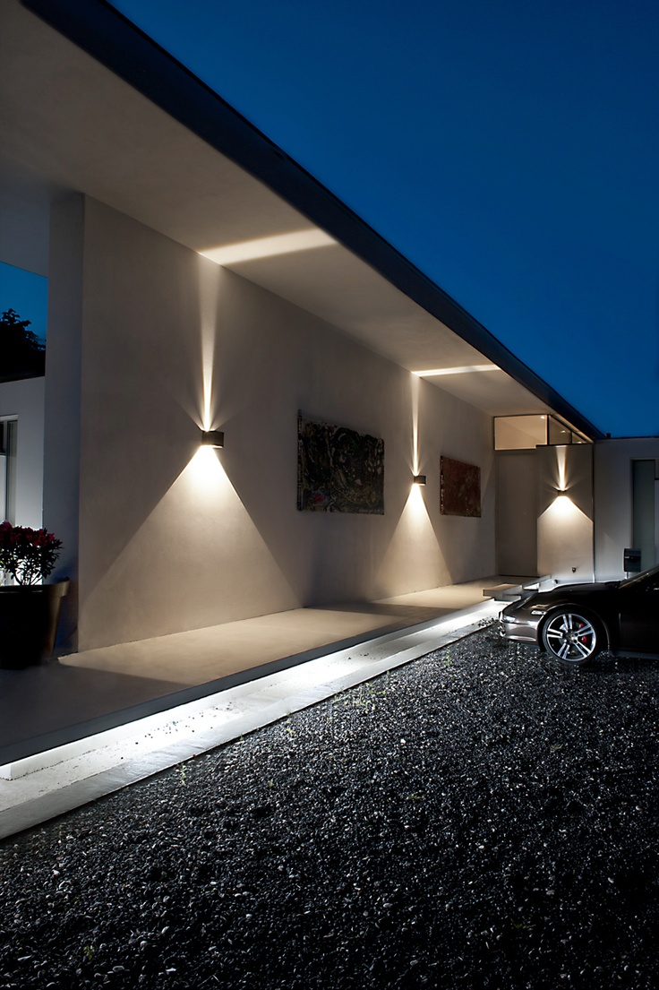 Add Brilliance to your house With Exterior Lighting