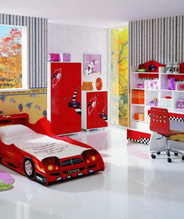 Fun Filled Kids Room Furnishing Ideas