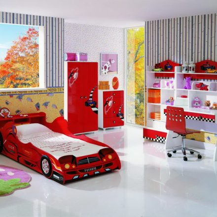 Fun Filled Kids Room Furnishing Ideas