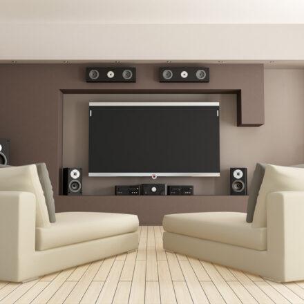Five Benefits of Installing a Multi-Room AV System