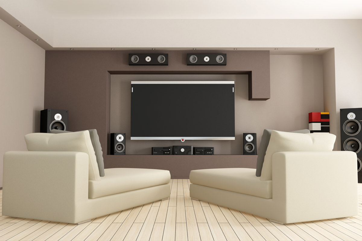 Five Benefits of Installing a Multi-Room AV System