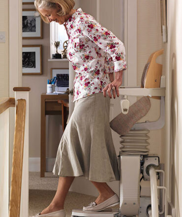 Get the Best Stairlift Option in Solihull