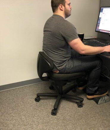 Facts about using ErgoFoam Ergonomic desk foot rest