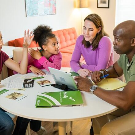 It Pays To Plan For Your Family's Future Now.